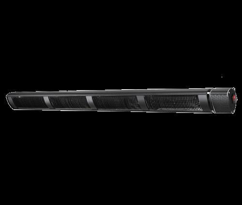 Provida 4x800w Max Power PRO terrassevarmer som ikke avgir lys