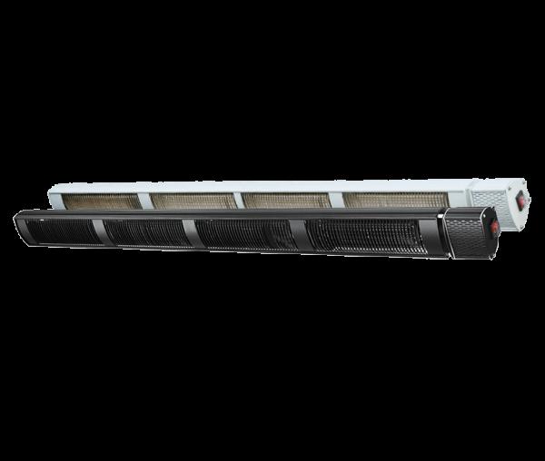 Provida terrassevarmer 4x800w PRO begge farger