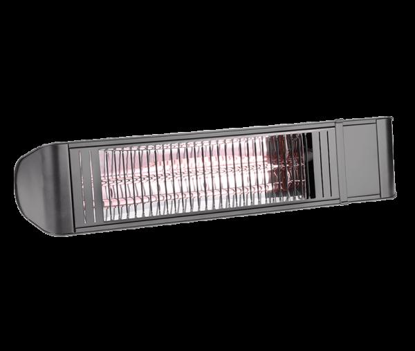 Provida MATRIX koksgraa IP65 2000w terrassevarmer 2